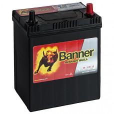 Аккумулятор Banner Power Bull P40 26 40Ач о.п. 330А 187х128х225 Азия
