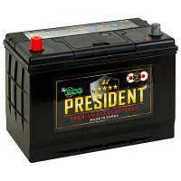 Аккумулятор President  90 Ач пр.п. 105D31R