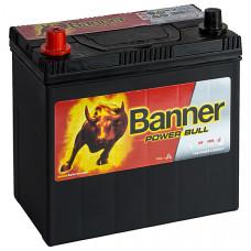 Аккумулятор Banner Power Bull P45 24 45Ач п.п. 390А 238х128х225 Азия