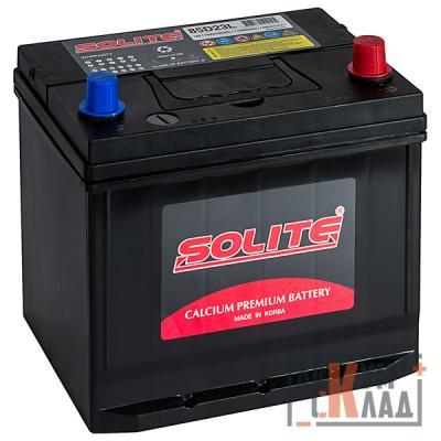 Аккумулятор Solite  70 Ач о.п. 85D23L нижн. кр.