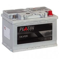 Аккумулятор PLATIN SILVER  78Ah о.п. 800/750A 278*175*190