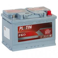 Аккумулятор PLATIN PRO  75Ah о.п. 780/740A 278*175*190