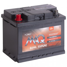 Аккумулятор MAQ Power  60Ah п.п. 550SAE/500EN 242*175*190
