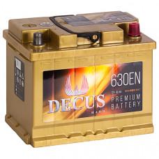Аккумулятор DECUS  60Ah о.п. 630EN 242*175*190 L2