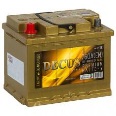 Аккумулятор DECUS  66Ah п.п. 760EN 242*175*190 L2