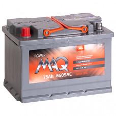 Аккумулятор MAQ Power  75Ah п.п. 650SAE/600EN 278*175*190