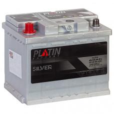 Аккумулятор PLATIN SILVER  60Ah п.п. 650/600A 242*175*190
