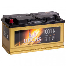Аккумулятор DECUS 110Ah п.п. 1000EN 352*175*190 L5