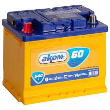 Аккумулятор АКОМ 60 п.п. Ca/Ca 540 242*175*190